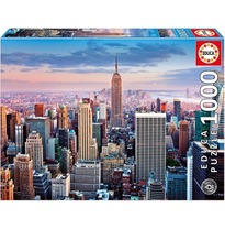 Puzzel 1000 stukjes Manhattan, New York