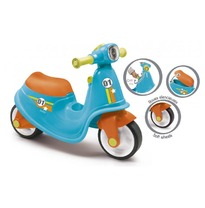 Smoby Scooter Blauw
