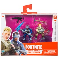 Fortnite Duo Pack Sergeant Jonesy & Carbide