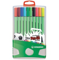 Stabilo Pen 68 box viltstiften