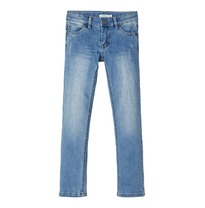Broek 'Theo dnm Trappe' Light Blue (92-164)