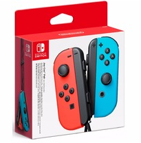 Joy-Con Controllerset Red & Blue