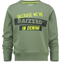 Sweater 'Moscow' Green (4-14j)