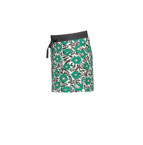 Rok 'Flowers allover' Green (86-152)
