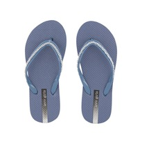 Slippers 'Feau' Stone Blue (29-40)