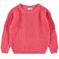 Knit trui 'Tulle' Coral (116-152)