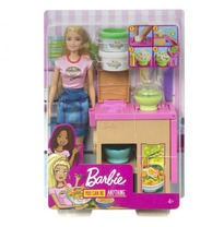 Barbie Noedelbar Speelset