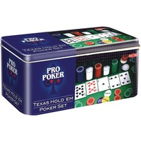 Pro Poker Texas hold'm set