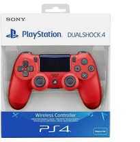 PS4 DualSchock 4 New Red