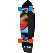 Skateboard Cruiser Chill 30""