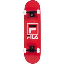 Skateboard Fila red