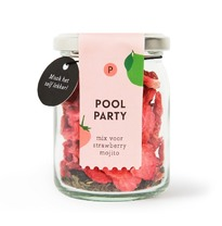 Pineut Mojito Pot - Pool Party