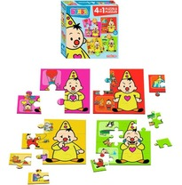 Bumba 4 puzzels